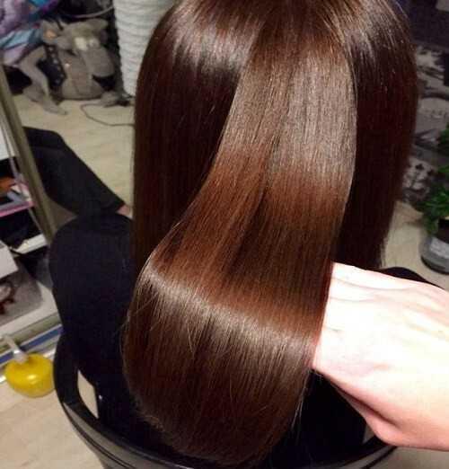 Что дает ламинирование волос ?