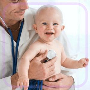 Когда обращаться к врачу с ребенком