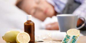 простудные заболевания
