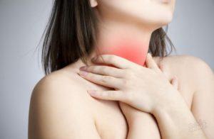 Симптомы герпеса в горле