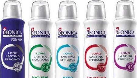 ДезодорантыDeonica(Деоника) – ассортимент продукции, реальные отзывы