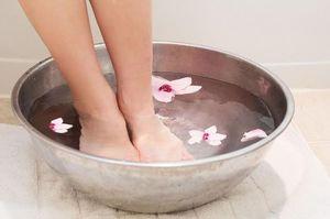Виды лечения грибка на ногах