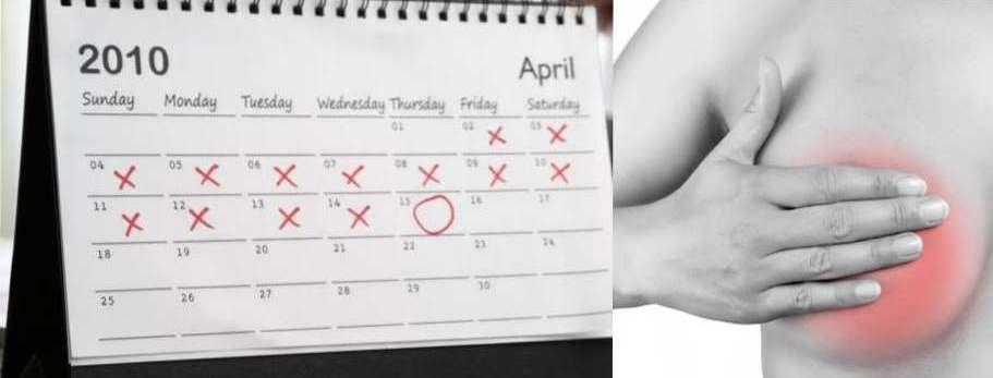 Календарь и боль в груди