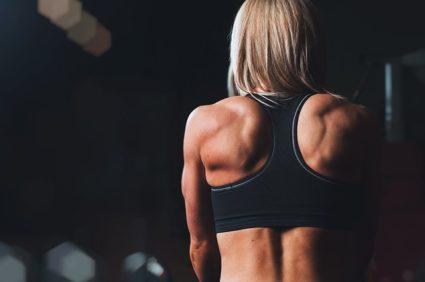 Плечи часто страдают у спортсменов