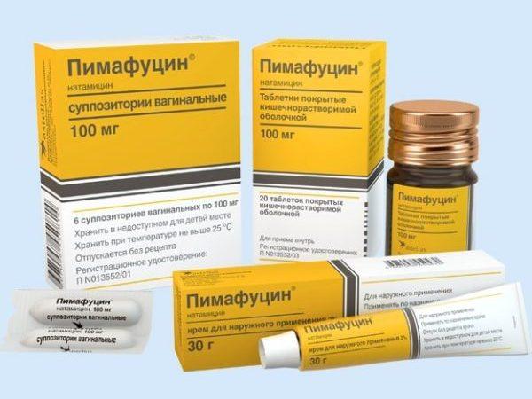Эффективные таблетки для лечения молочницы у мужчин