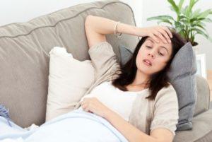 Симптомы ринофарингита