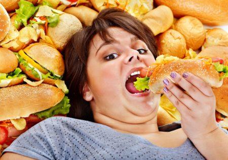 Неправильное питание является причиной структурного изменения пота
