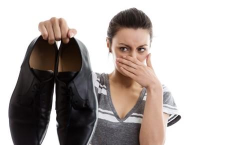 Стельки для обуви от запаха пота