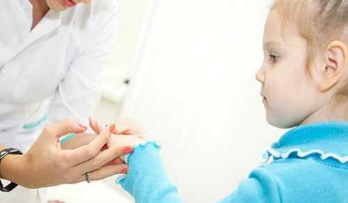 Лечение пиодермии у детей после года