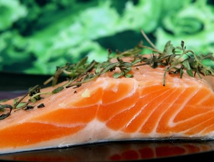 Рыбные блюда мегаполезны
