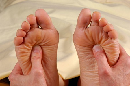 Гипергидроз ног