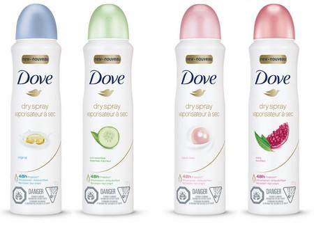 Dove (Дав) –широкий ассортимент дезодорантови антиперспирантов