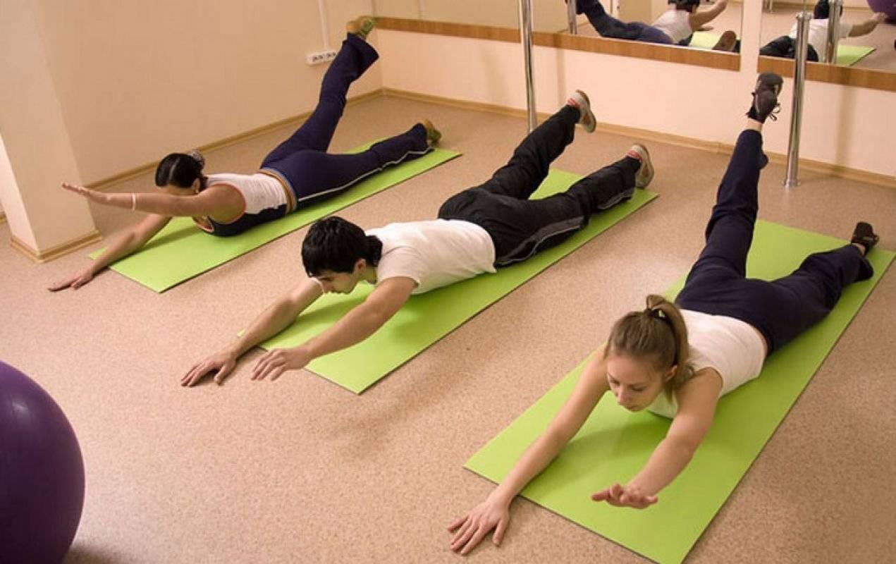 картинки упражнения при грыже позвоночника фото
