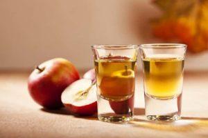 Как применять яблочный уксус против папиллом