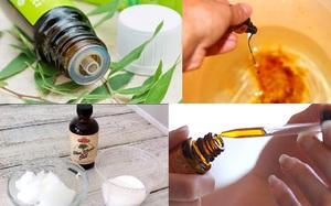 Лечение грибка маслом чайного дерева