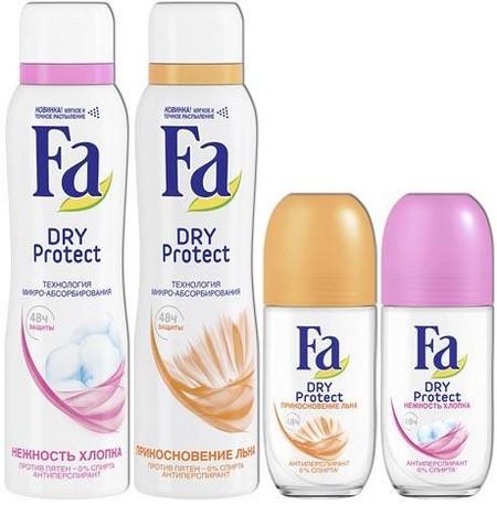 Дезодоранты «Fa»