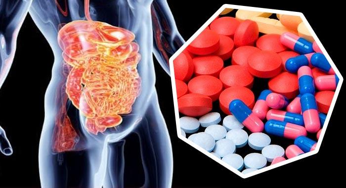 реакция организма на антибиотики