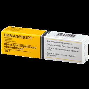 Описание препарата Пимафукорта
