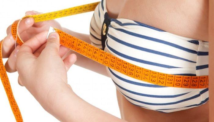 Увеличение объема груди перед месячными