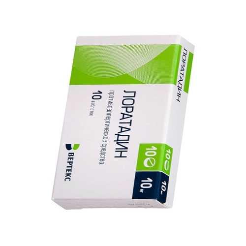 Антигистаминные препараты от экземы