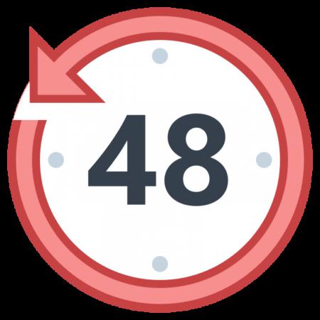 Защита от пота 48 часов