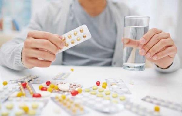 прием антигистаминных лекарств