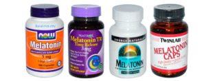 В чем разница между меланином и мелатонином