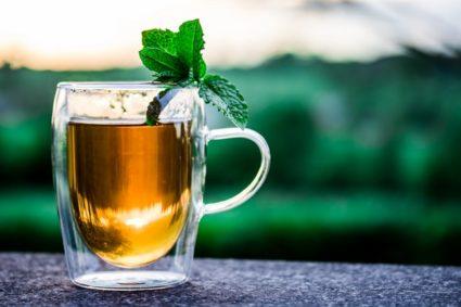Натуральные чаи помогут в укреплении иммунитета