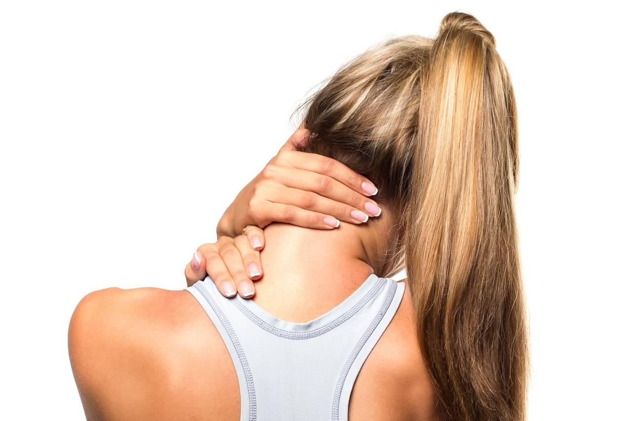 Дискомфорт из-за остеохондроза