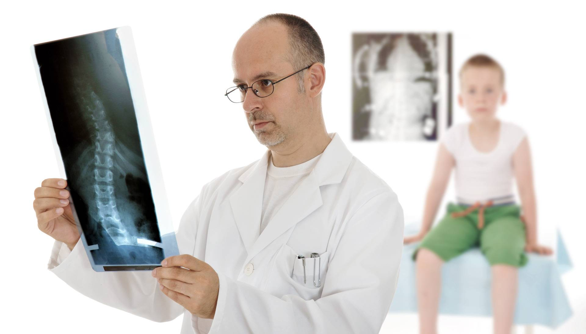 Диагностика патологий спины