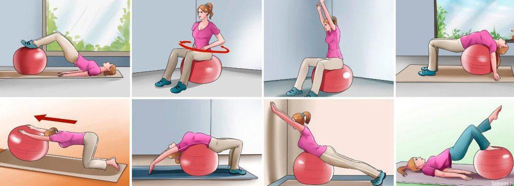 Нагрузки для укрепления мышц живота: можно ли качать пресс при грыже поясничного отдела позвоночника?