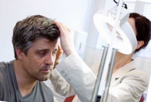 лечение экземы головы