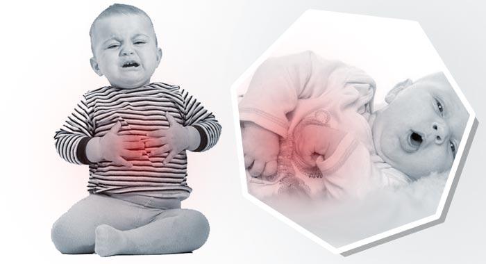 изжога у младенца