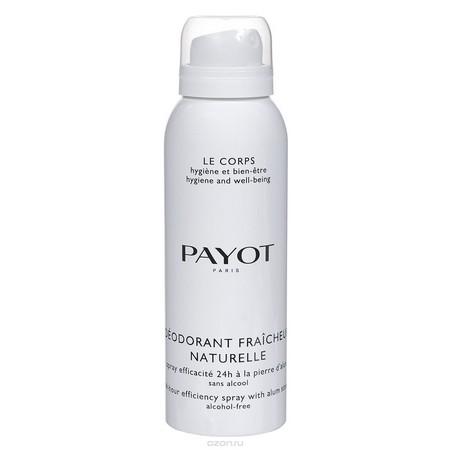 Дезодорант аэрозоль payot deodorant fraicheur energisant