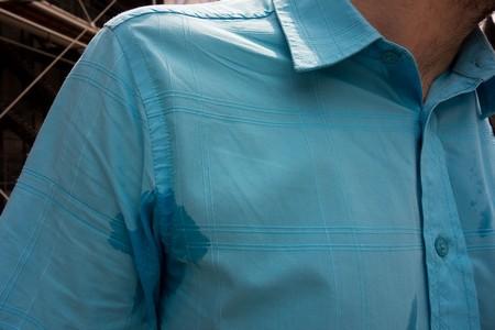 Пот на рубашке