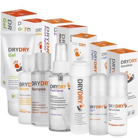 Все средства Dry Dry