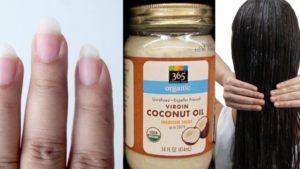 кокосовое масло от растяжек при беременности