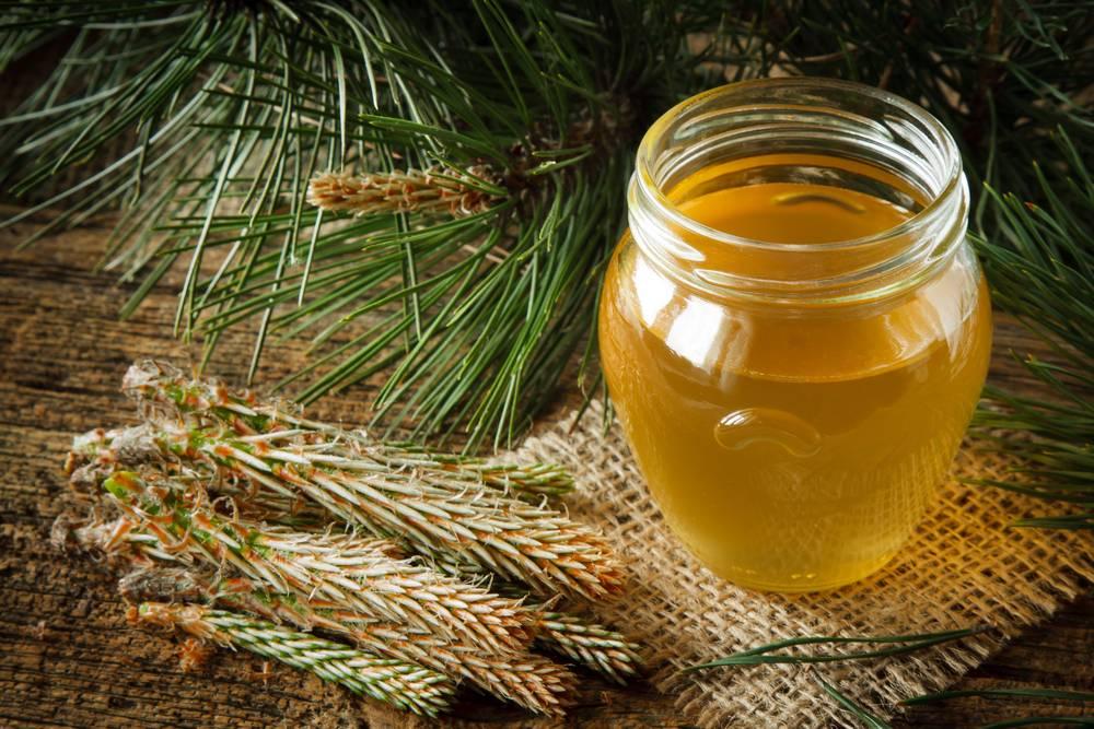 Лекарственные отвары из меда