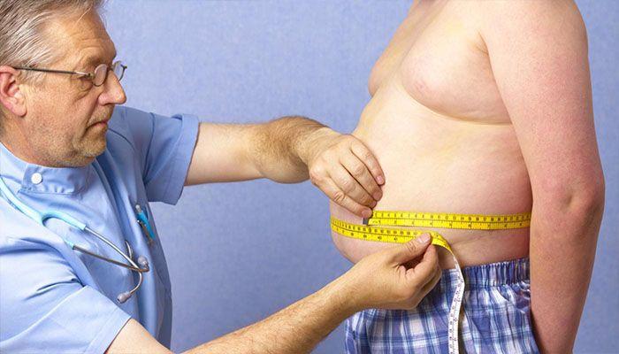 Ожирение сказывается на увеличении грудных желез