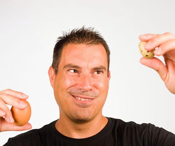Маленький размер яичек как повод для беспокойства