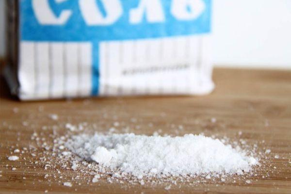 сода с солью
