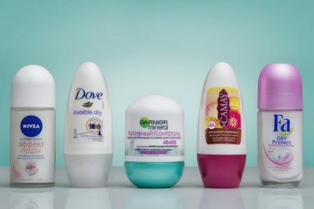 Большое значение имеет и состав современных дезодорантов