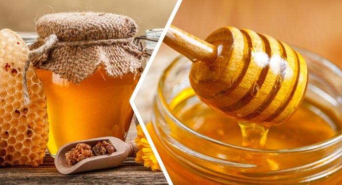 лечение изжоги медом