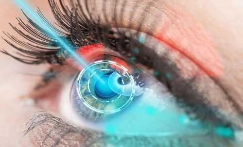 лечения химического ожога глаз