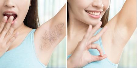 После бритья применять успокаивающие средства