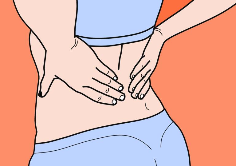Боль в спине может нарушить планы