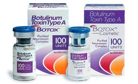Ботокс является токсином
