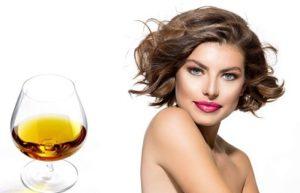 Как применять маску с медом и коньяком для роста и густоты волос