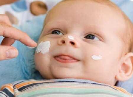 Крем от аллергии для детей