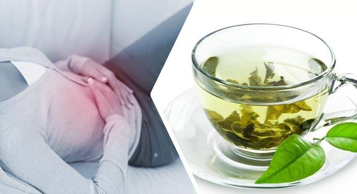 изжога от зеленого чая